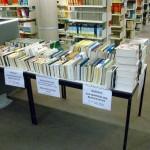 Bücherflohmarkt 2009