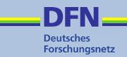 Logo des Deutschen Forschungsnetzes DFN