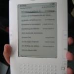 E-Book Reader (1. Version)