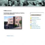 TUB-HH Webseite 2003