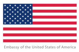 Logo Embassy of the USA
