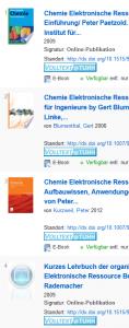 Chemie-Lehrbücher online