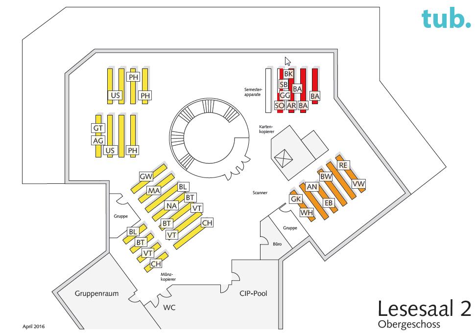 First Floor LS II