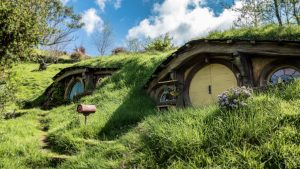 Houses in the shire