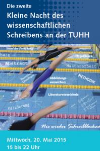 2. Kleine Nacht des wissenschaftlichen Schreibens an der TUHH -2015