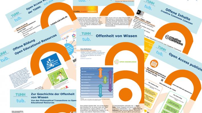 Plakate zum Thema Offenheit tub.-710x399