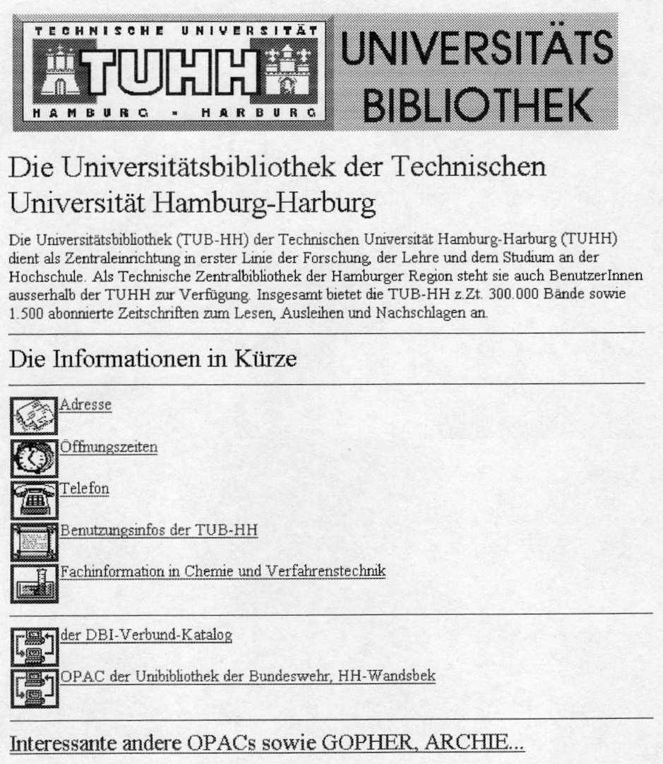 tuhh universit tsbibliothek relaunch f r unsere webseiten. Black Bedroom Furniture Sets. Home Design Ideas