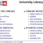TUB--HH Website 1997