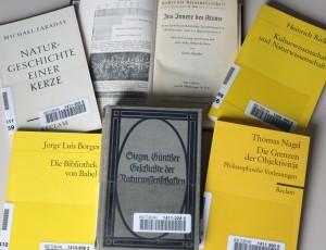 Bände aus Reclams Universal-Bibliothek