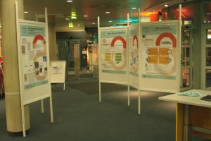 Offenheit: Posterausstellung zur Nacht des Wissens
