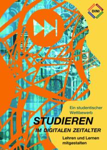 Studieren im digitalten Zeitalter - Grafik