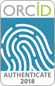 ORCID Badge 2018 - Authenticate