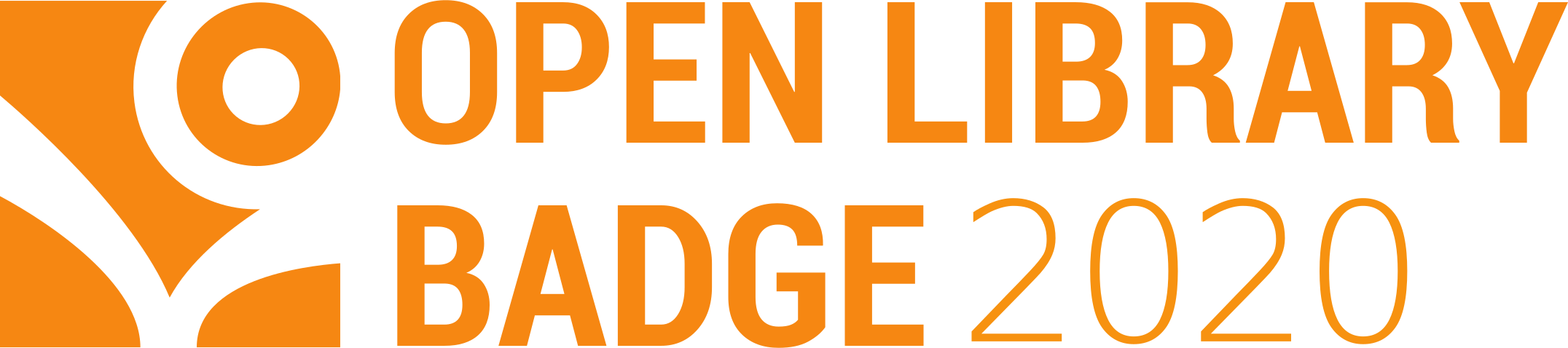 Open Library Badge 2020