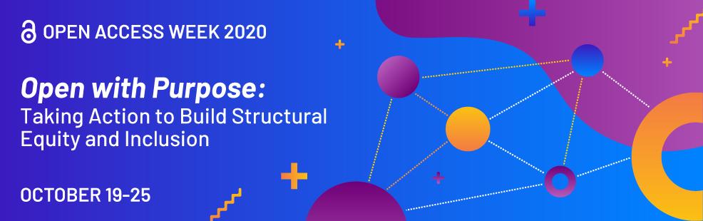 Open Access Week 2020 - Banner